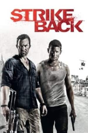 Portada Strike Back