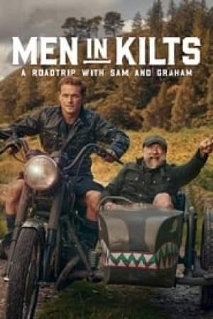Portada Men in Kilts: Un roadtrip con Sam y Graham