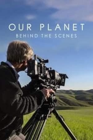 Portada Nuestro planeta: Tras las cámaras