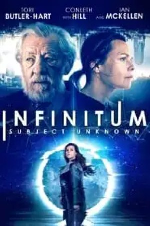 Portada Infinitum: Subject Unknown