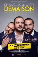 François-Xavier Demaison - Les Dernières 2019