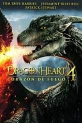 Dragonheart 4: Corazón de fuego 2017
