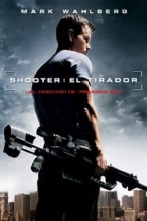 Portada Shooter: El tirador
