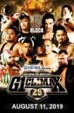 NJPW G1 Climax 29: Day 18 2019