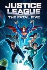 Justice League vs. the Fatal Five 2019
