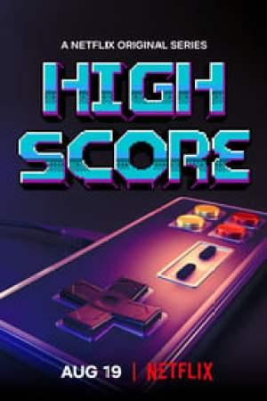 Portada High Score: El mundo de los videojuegos