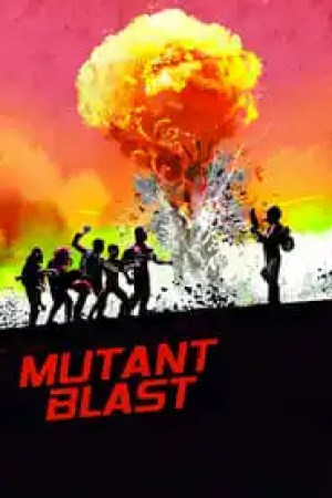 Portada Mutant Blast