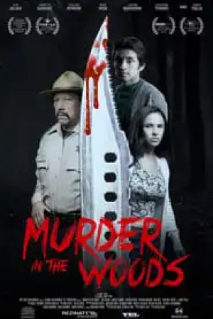 Portada Murder in the Woods