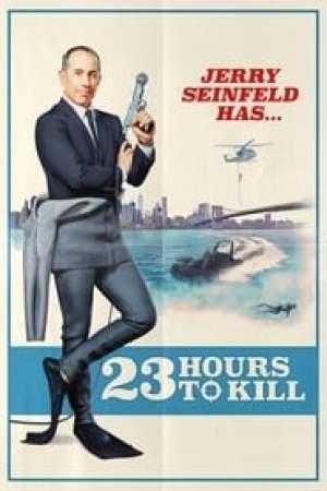 Portada Jerry Seinfeld: 23 Hours To Kill
