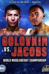 Gennady Golovkin vs. Daniel Jacobs 2017