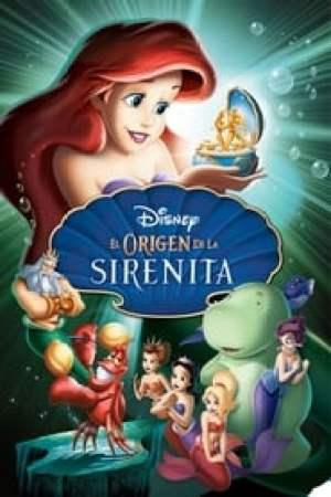 Portada El Origen de la Sirenita