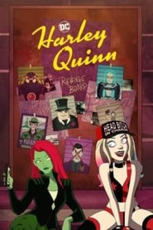 Portada Harley Quinn