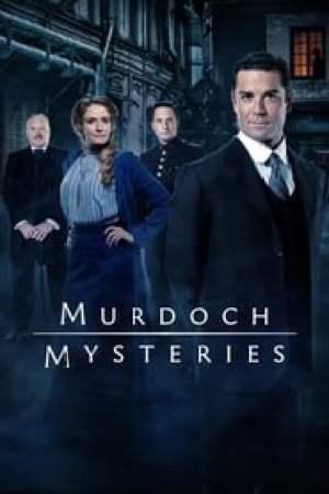 Portada Los misterios de Murdoch