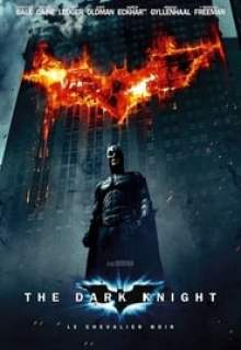 Poster du film The Dark Knight, Le Chevalier Noir en streaming VF