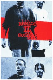 poster Menace II Society