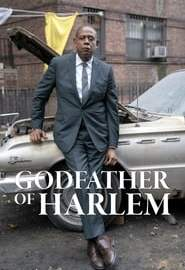 El padrino de Harlem Portada