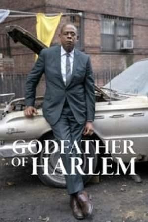 Portada El padrino de Harlem
