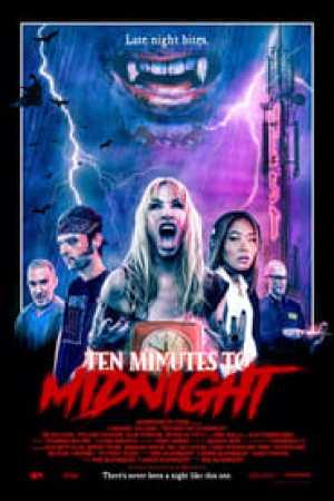 Portada Ten Minutes to Midnight