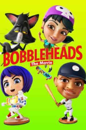 Portada Bobbleheads: The Movie