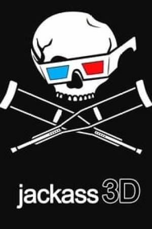 Portada Jackass 3D