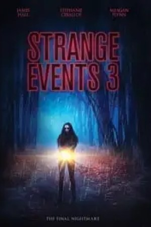 Portada Strange Events 3