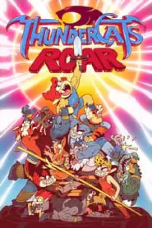 Portada ThunderCats Roar