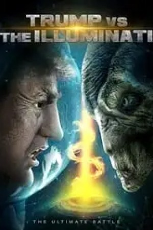 Portada Trump vs the Illuminati