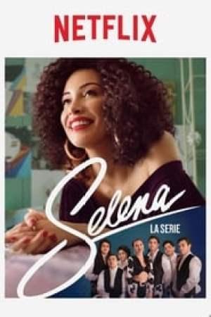 Portada Selena: La serie