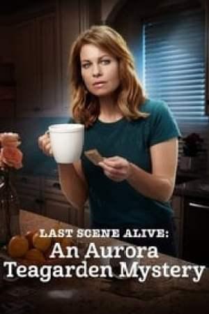 Portada Un misterio para Aurora Teagarden: Última escena en vida