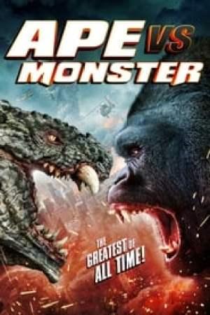 Portada Ape vs. Monster