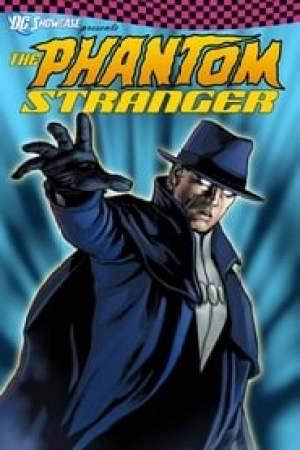 Portada DC Showcase: The Phantom Stranger