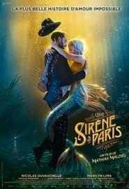 Une sirène à Paris Portada