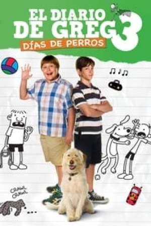 Portada El diario de Greg 3: Días de perros
