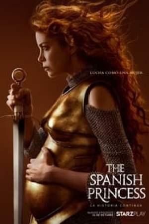 Portada The Spanish Princess