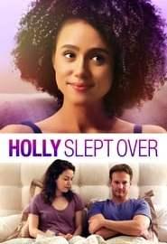 Holly Slept Over Portada