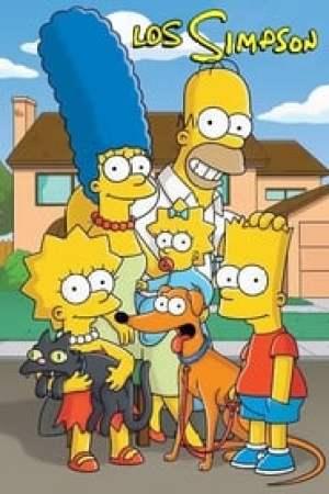 Portada Los Simpson