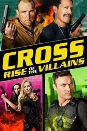 Portada Cross: Rise of the Villains