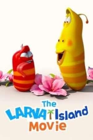 Portada Isla Larva: La película