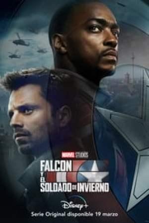 Portada Falcon y el Soldado de Invierno