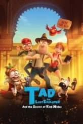 Tad the Lost Explorer and the Secret of King Midas 2017