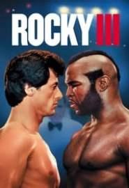 Rocky III Portada