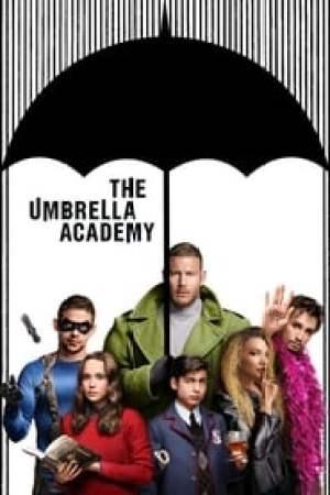 Portada The Umbrella Academy