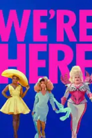 Portada We're Here