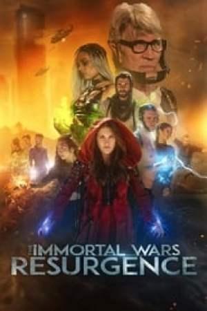 Portada The Immortal Wars: Resurgence