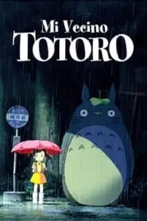 Portada Mi vecino Totoro