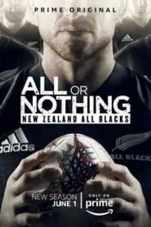 Portada All or Nothing: New Zealand All Blacks