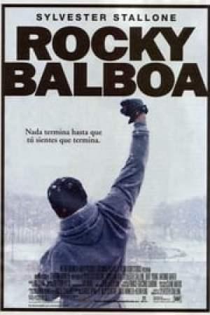 Portada Rocky Balboa