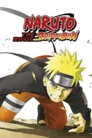 Naruto Shippuden the Movie (2007)
