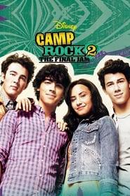 poster Camp Rock 2: The Final Jam