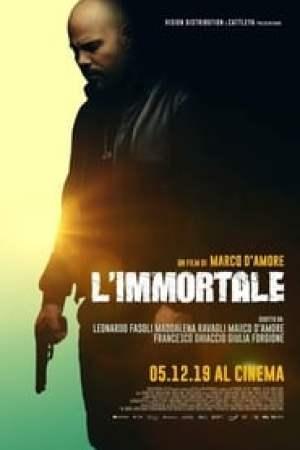 Portada El inmortal: Una película de Gomorra